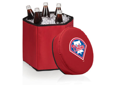 Philadelphia Phillies Picnic Time 12 Quart Bongo Cooler & Seat