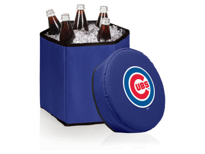 Chicago Cubs Picnic Time 12 Quart Bongo Cooler & Seat