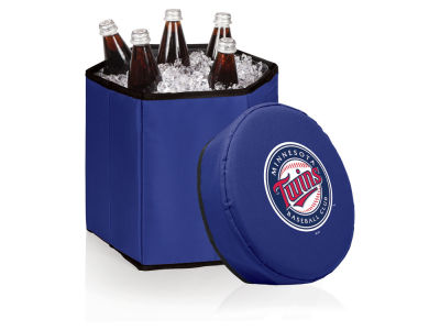 Minnesota Twins Picnic Time 12 Quart Bongo Cooler & Seat