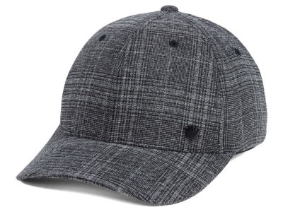 No Bad Ideas Leonard Plaid Flexfit Cap