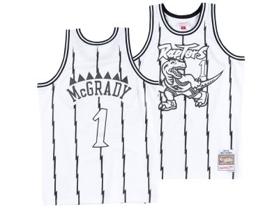 Toronto Raptors Tracy McGrady Mitchell & Ness NBA Men's Concord Collection Swingman Jersey