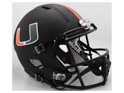 Miami Hurricanes Riddell Speed Replica Helmet