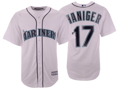 Seattle Mariners Mitch Haniger Majestic MLB Men's Player Replica Cool Base Jersey