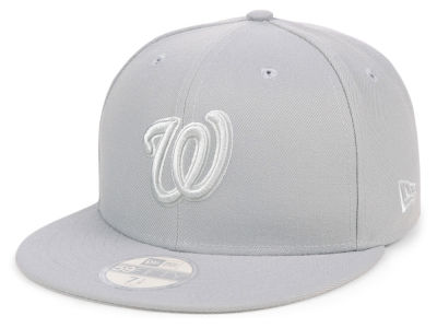 Washington Nationals New Era MLB Fall Prism Pack 59FIFTY Cap
