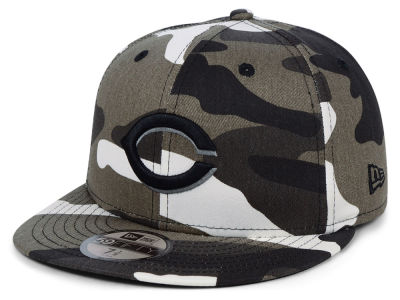 Cincinnati Reds New Era MLB Fall Prism Pack 59FIFTY Cap