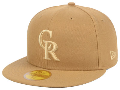 Colorado Rockies New Era MLB Fall Prism Pack 59FIFTY Cap
