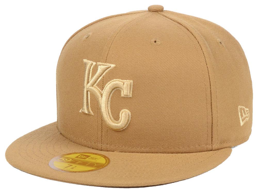 Kansas City Royals New Era MLB Fall Prism Pack 59FIFTY Cap  f27016cc098e