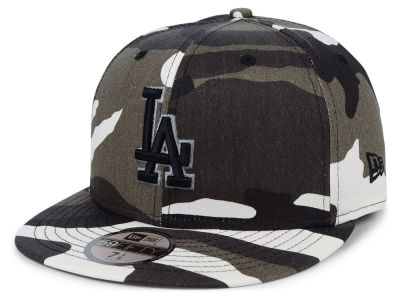 Los Angeles Dodgers New Era MLB Fall Prism Pack 59FIFTY Cap