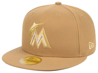 Miami Marlins New Era MLB Fall Prism Pack 59FIFTY Cap