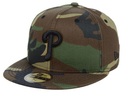 Philadelphia Phillies New Era MLB Fall Prism Pack 59FIFTY Cap