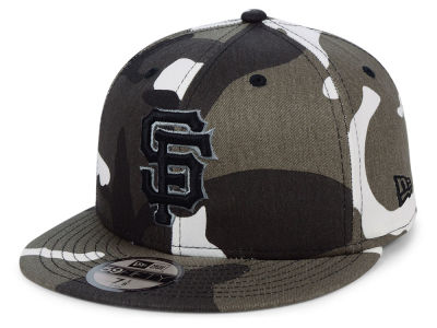 San Francisco Giants New Era MLB Fall Prism Pack 59FIFTY Cap