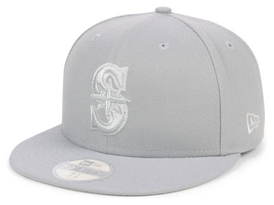 Seattle Mariners New Era MLB Fall Prism Pack 59FIFTY Cap