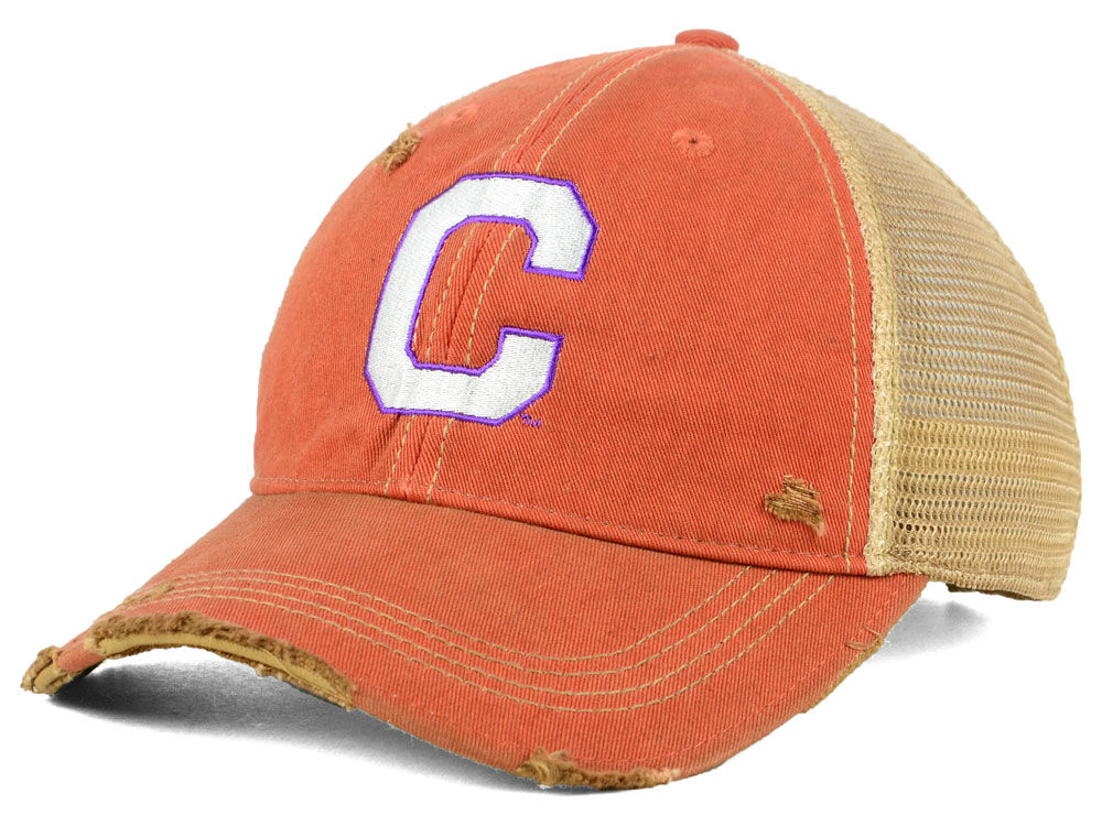 40cd548db buy clemson trucker hat 7bc18 4f164