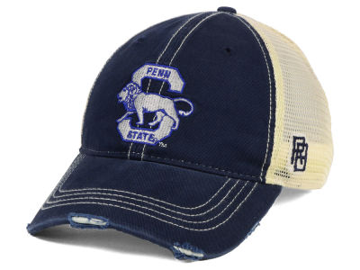 Penn State Nittany Lions Retro Brand NCAA Retro Distressed Trucker Cap
