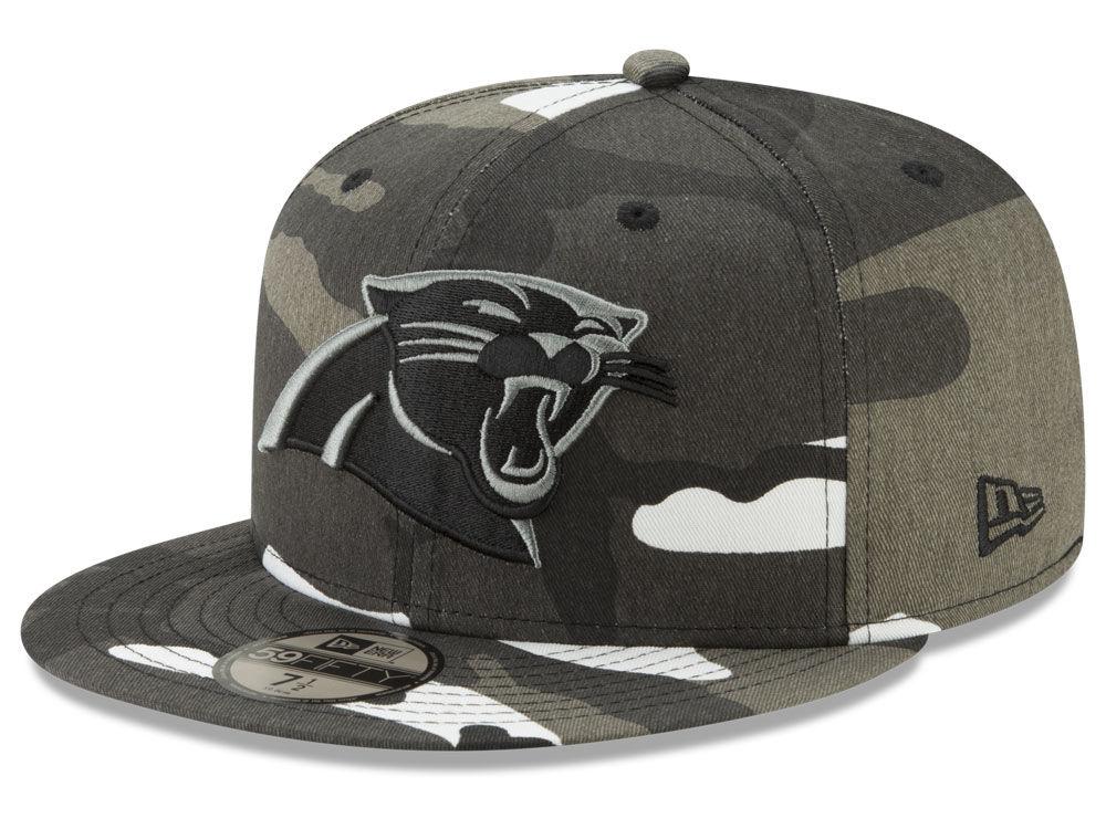b630d42d3cf Carolina Panthers New Era NFL Urban Prism Pack 59FIFTY Cap