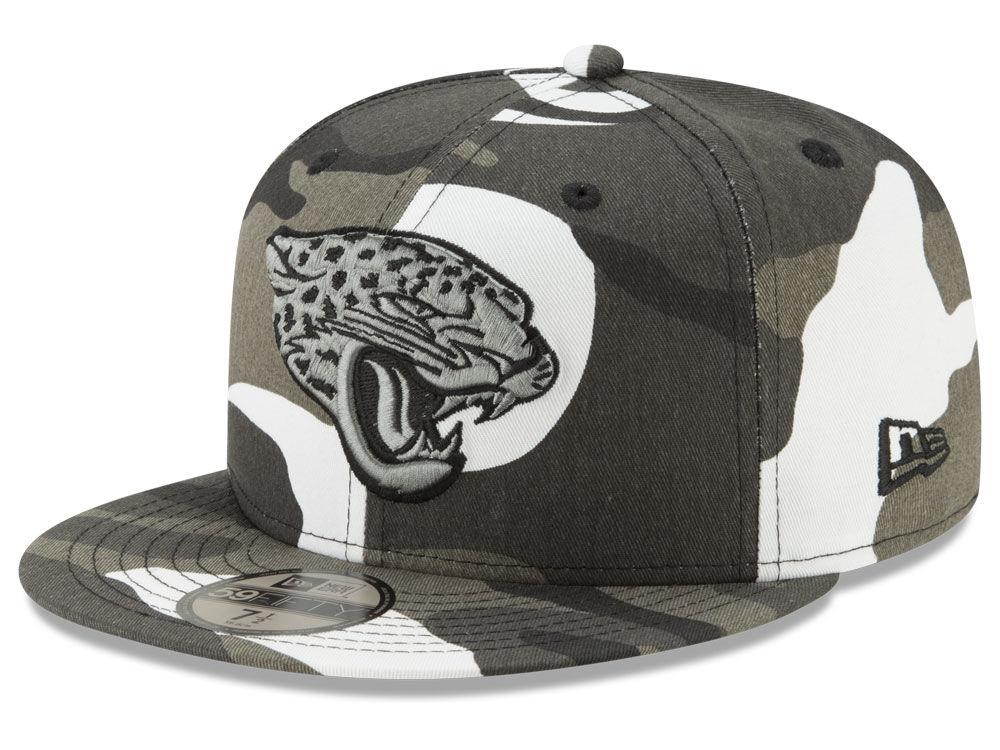 9427c0cc1f9 Jacksonville Jaguars New Era NFL Urban Prism Pack 59FIFTY Cap