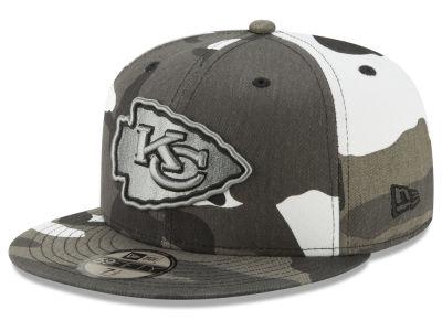 c8c3ac22119 Kansas City Chiefs New Era NFL Urban Prism Pack 59FIFTY Cap
