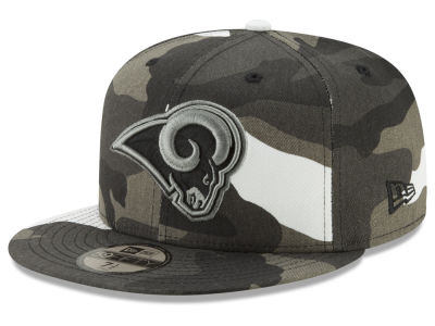 Los Angeles Rams New Era NFL Urban Prism Pack 59FIFTY Cap
