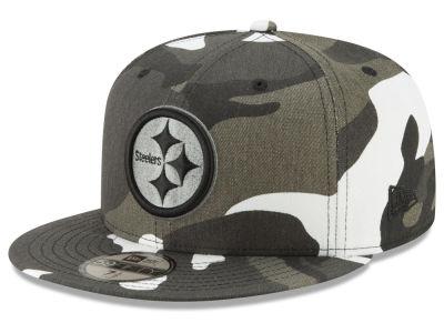 Pittsburgh Steelers New Era NFL Urban Prism Pack 59FIFTY Cap 4149149f6