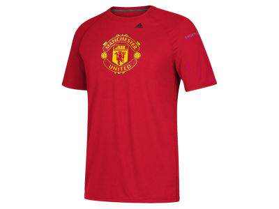 Manchester United Men's International Club Team Tiled T-Shirt