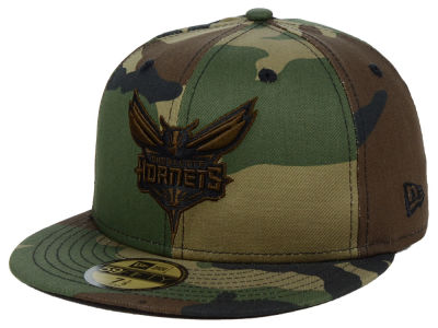 Charlotte Hornets New Era NBA Fall Prism Pack 59FIFTY Cap