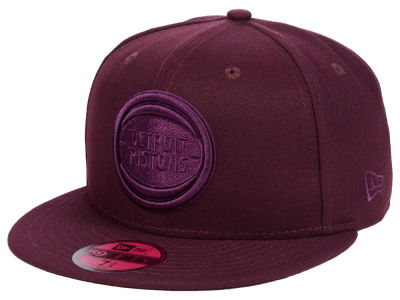 Detroit Pistons New Era NBA Fall Prism Pack 59FIFTY Cap