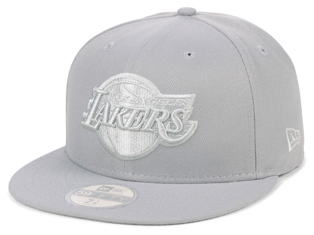 726c2ca111b Los Angeles Lakers New Era NBA Fall Prism Pack 59FIFTY Cap