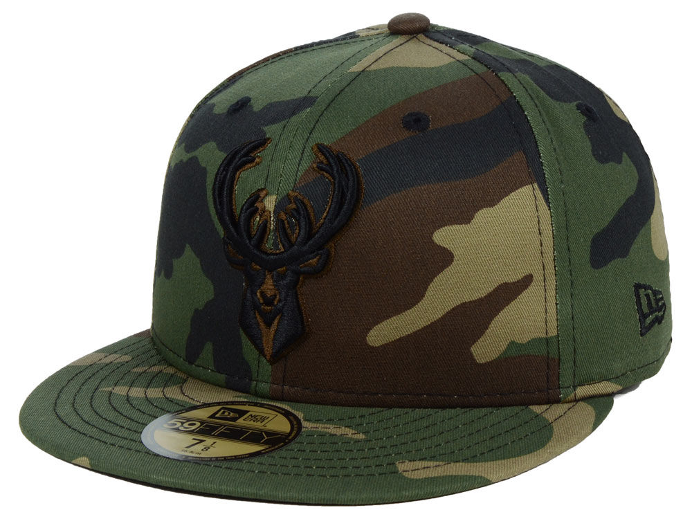 hot sale online aea01 338bc ... norway milwaukee bucks new era nba fall prism pack 59fifty cap b3dfa  c0ed2