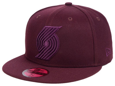 Portland Trail Blazers New Era NBA Fall Prism Pack 59FIFTY Cap