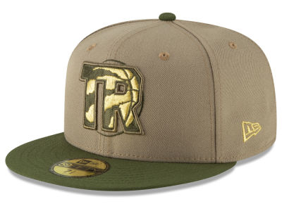 Toronto Raptors New Era NBA Fall 2 Tone Combo 59FIFTY Cap
