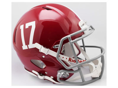 Alabama Crimson Tide Riddell Speed Authentic Helmet