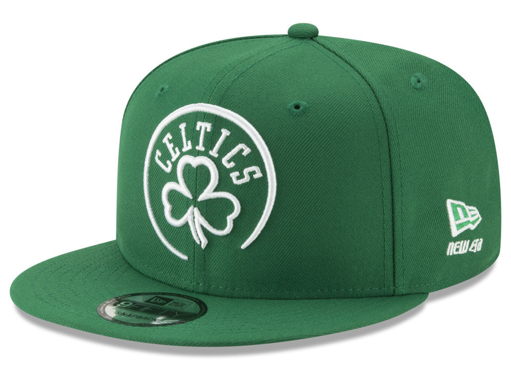 online store 76888 c3506 clearance boston celtics new era nba logo trace 9fifty snapback cap 72ced  02ed8