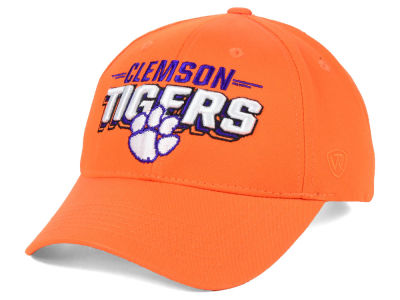 Clemson Tigers Top of the World NCAA College Value Adjustable Cap