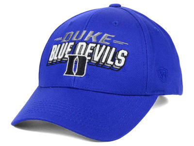 Duke Blue Devils Top of the World NCAA College Value Adjustable Cap