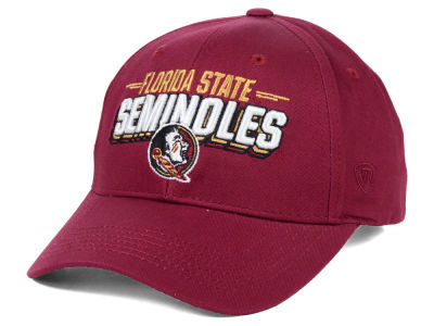 Florida State Seminoles Top of the World NCAA College Value Adjustable Cap