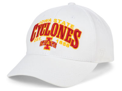 Iowa State Cyclones Top of the World NCAA College Value Adjustable Cap