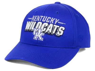 Kentucky Wildcats Top of the World NCAA College Value Adjustable Cap