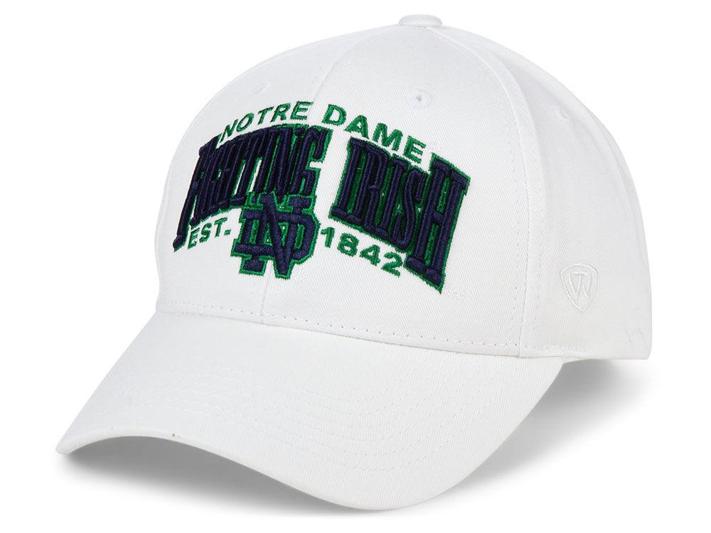 eafa72f59f8 Notre Dame Fighting Irish Top of the World NCAA College Value Adjustable Cap