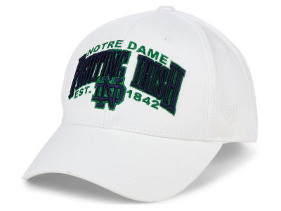 Notre Dame Fighting Irish Top of the World NCAA College Value Adjustable Cap