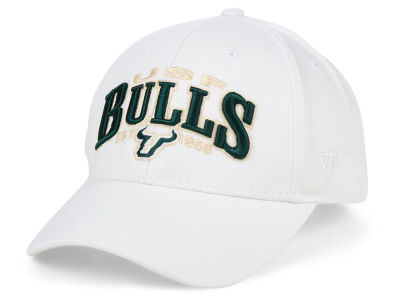 check out 9de77 95742 ... italy south florida bulls top of the world ncaa college value  adjustable cap 5361c 003e8