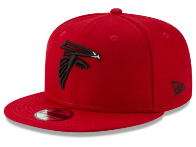 Atlanta Falcons New Era NFL Youth Logo Elements Collection 9FIFTY Snapback Cap