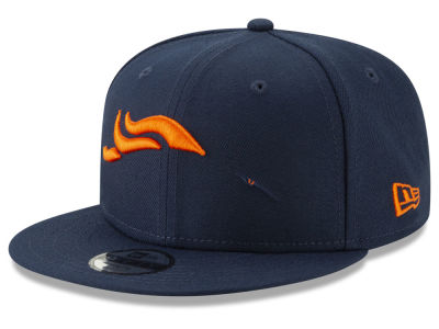 Denver Broncos New Era NFL Youth Logo Elements Collection 9FIFTY Snapback Cap