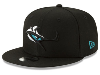 Jacksonville Jaguars New Era NFL Youth Logo Elements Collection 9FIFTY Snapback Cap