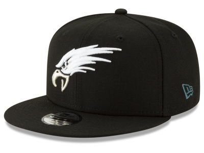 Philadelphia Eagles New Era NFL Youth Logo Elements Collection 9FIFTY Snapback Cap