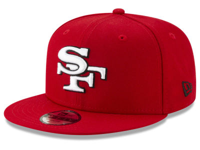 San Francisco 49ers New Era NFL Youth Logo Elements Collection 9FIFTY Snapback Cap