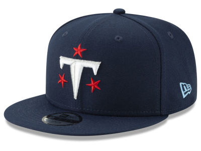 Tennessee Titans New Era NFL Youth Logo Elements Collection 9FIFTY Snapback Cap