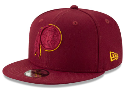 Washington Redskins New Era NFL Youth Logo Elements Collection 9FIFTY Snapback Cap