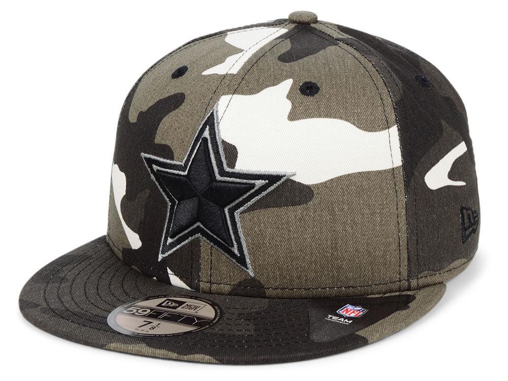 Dallas Cowboys New Era NFL Urban Prism Pack 59FIFTY Cap  43e4a0d539f