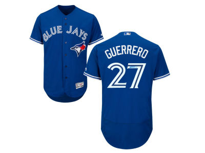Toronto Blue Jays Vladimir Guerrero Jr. Frameworth MLB Signed Replica Jersey