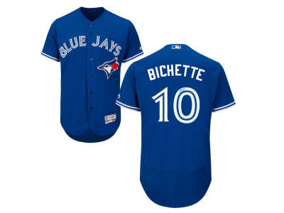 Toronto Blue Jays Bo Bichette Frameworth MLB Signed Replica Jersey
